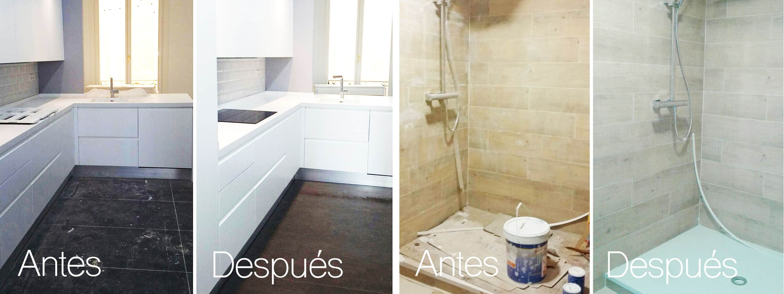 Servicios de limpieza residenciales grupo fergo - Servicio de limpieza para casas ...