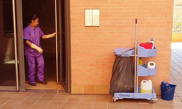 Servicio de limpieza viviendas vacias