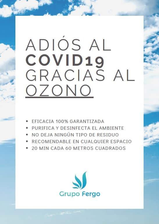 ozono covid
