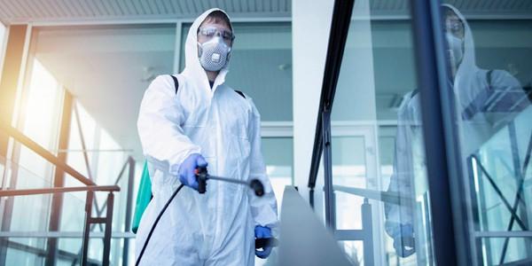 Desinfeccion empresas limpieza Móstoles