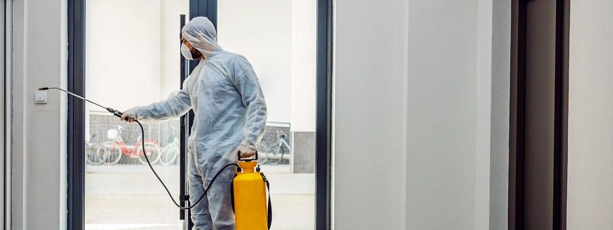 limpieza a domicilio en Fuenlabrada