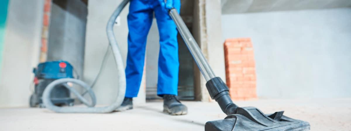limpieza obras Fuenlabrada