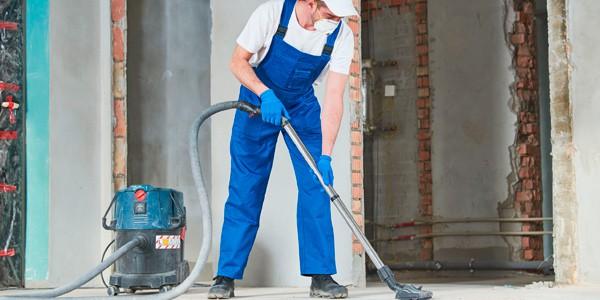 presupuesto limpieza de obras Leganés