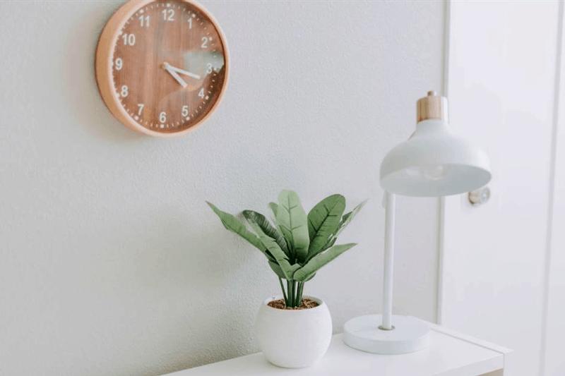 ahorrar energía al limpiar la casa