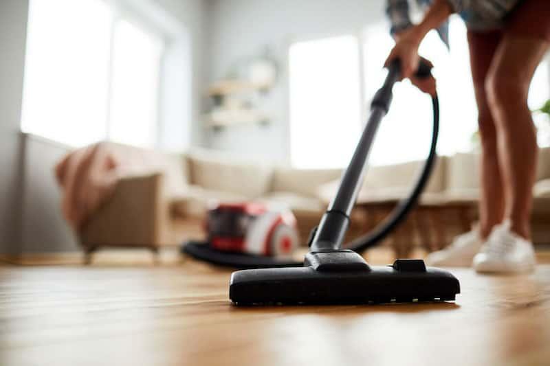 contratar una empresa de limpieza doméstica